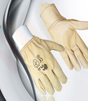 driving gloves graphic