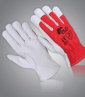 Safety Leder Gloves